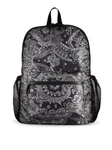 DKNY nylon bandana backpack