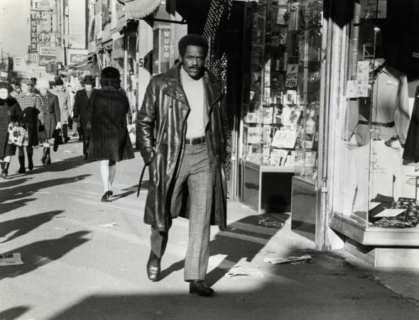 John Shaft Fashion Icon