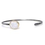 melissa-joy-manning-mixed-sterling-silver-14k-gold-opal cuff