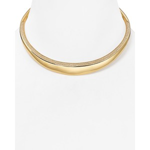 Michael Kors Statement Pave Collar
