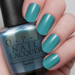 OPI This Color's Makin' Waves