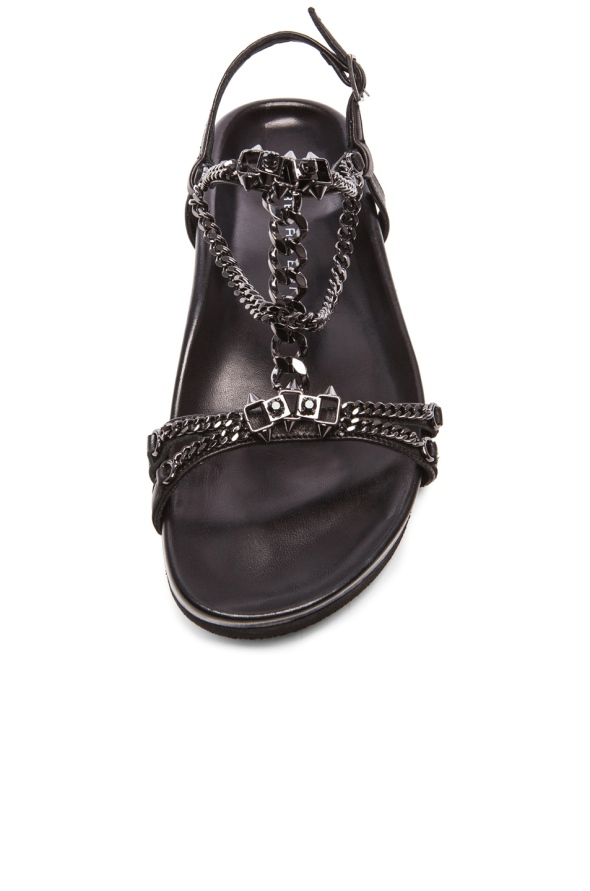 Barbara Bui Chain Sandals 2
