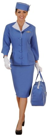 Flight Attendent PanAm Costume Amazon