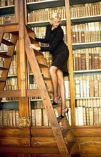Librarian Sexy