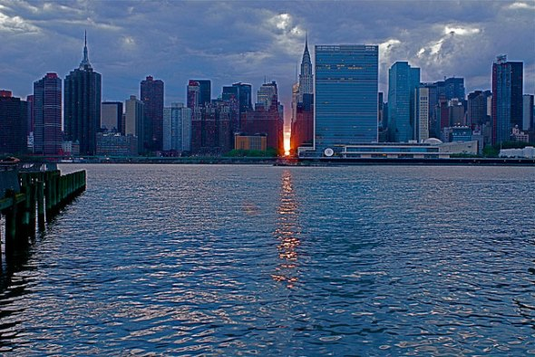 Manhattanhenge 2014 Flickr Noel loves N.Y