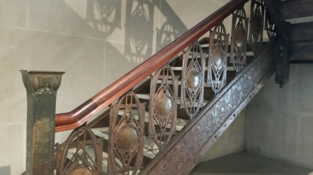 Chicago Stock Exchange Staircase