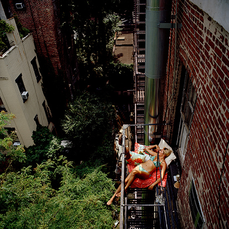 Big picture - NYC SPF sunbathing