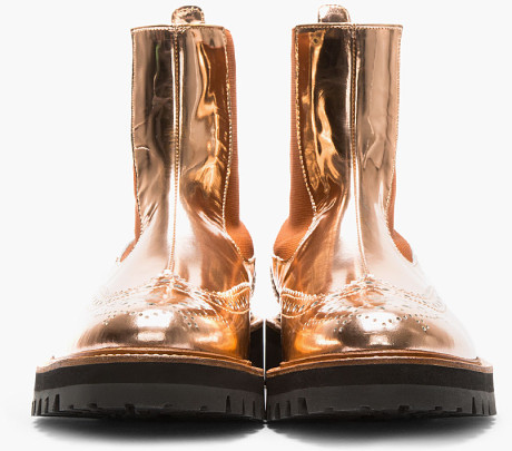 Copper juunj-copper-copper-patent-leather-chelsea-wingtip-brogue-boots-product-2-12998011-788445811_large_flex