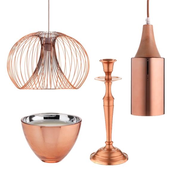 Copper Sainsbury's Accessories