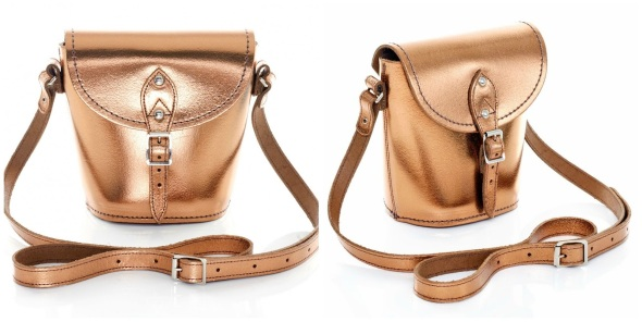 copper satchel