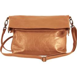 Copper Womens-Latico-Ashley-Cross-Body-7804-Metallic-Copper-Leather-P15421595