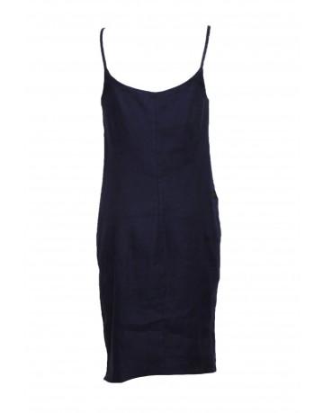 DKNY Denim Slip Dress