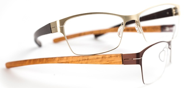 Prodesign Danish Glasses Wood arms Axiom 6136-40_image_5