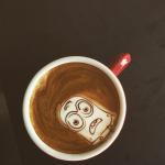 Coffee Art Minion