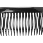 France Luxe Black Hair Combs