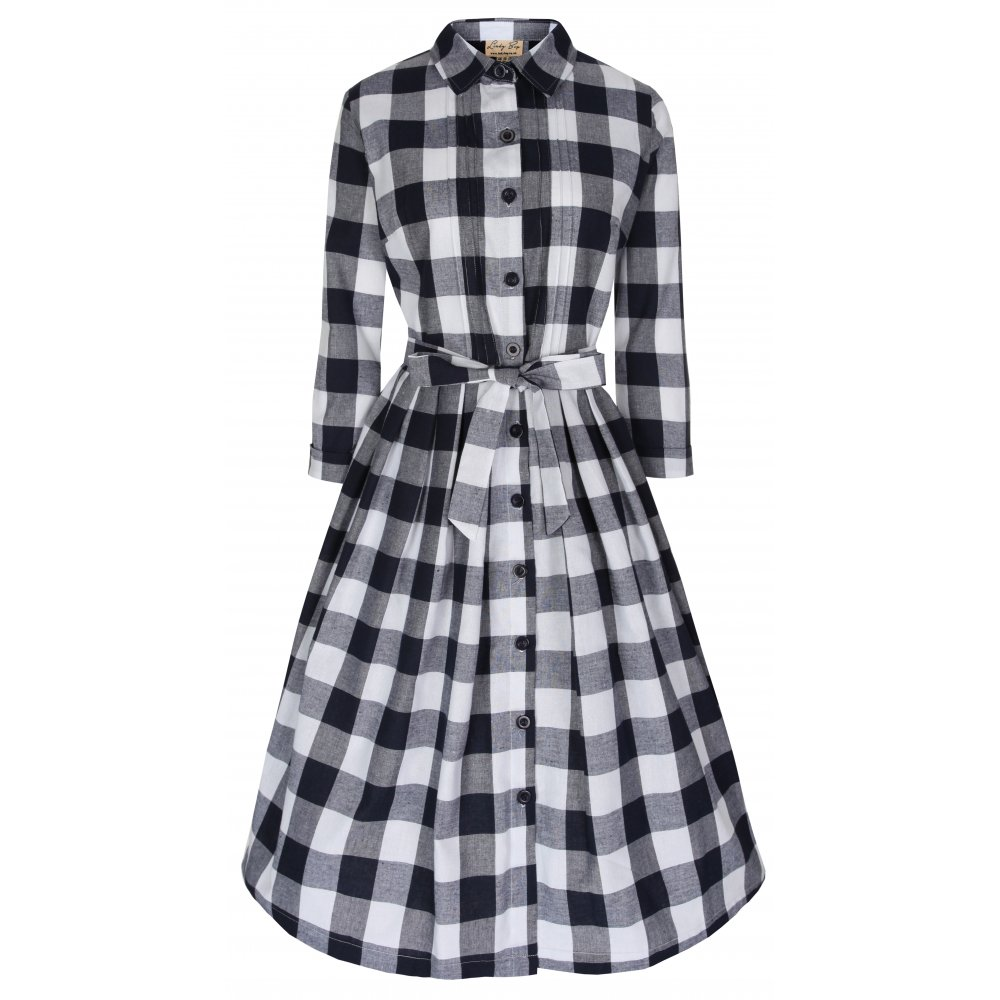 Gingham Check It Out 1950 S Household Retro Sweet