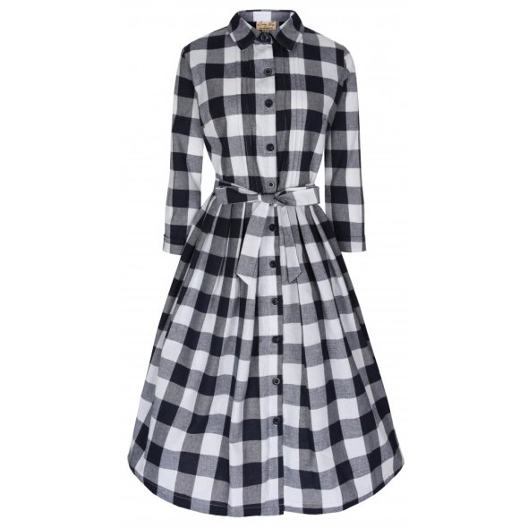 Lindy Bop charlotte-smart-chic-50s-inspired-navy-gingham-shirt-style-day-dress-p1476-11299_zoom