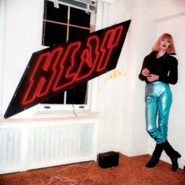 Polaroids Hedy, New York, 1978.