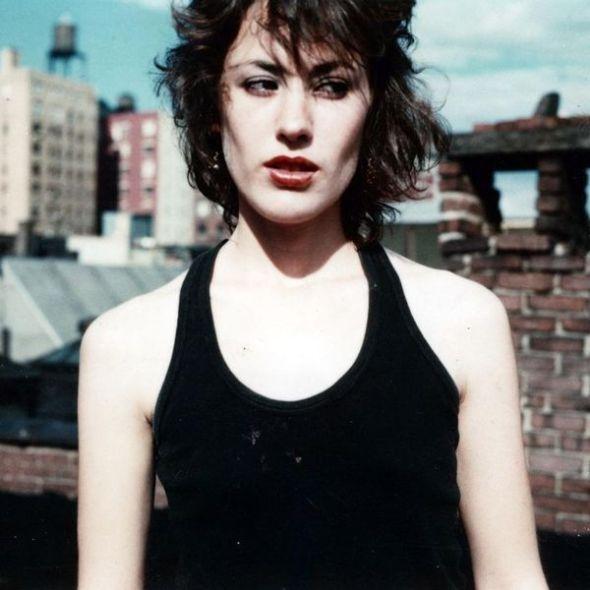 Polaroids Kate, New York, 1977.
