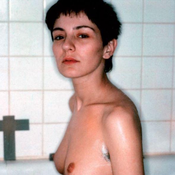 Polaroids Soapy Maripol, New York, 1979.