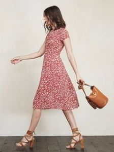 Reformation Betty Dress 2