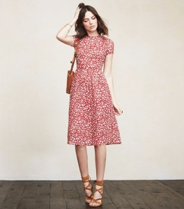 Reformation Betty Dress
