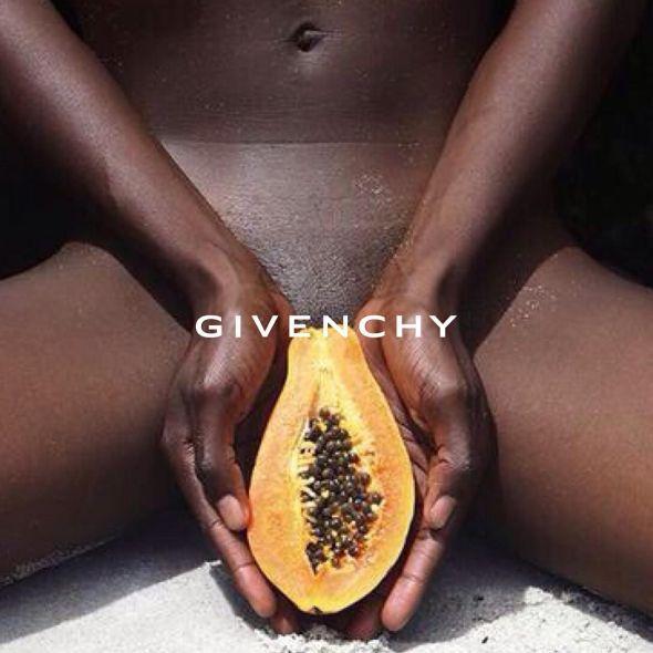 Abraham Givenchy AD