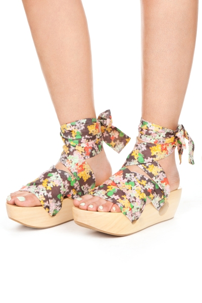 Band of Outsiders Geisha Wedge