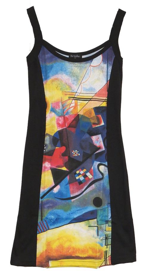 Breeke Kandinsky Dress