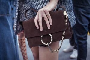 CHLOÉ-Faye-small-suede-shoulder-bag