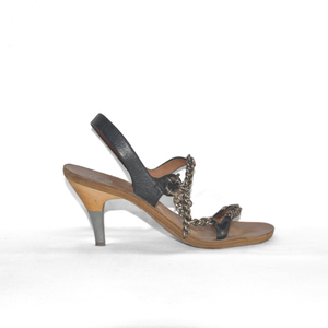 Dries Van Noten Chain Sandals Vintage