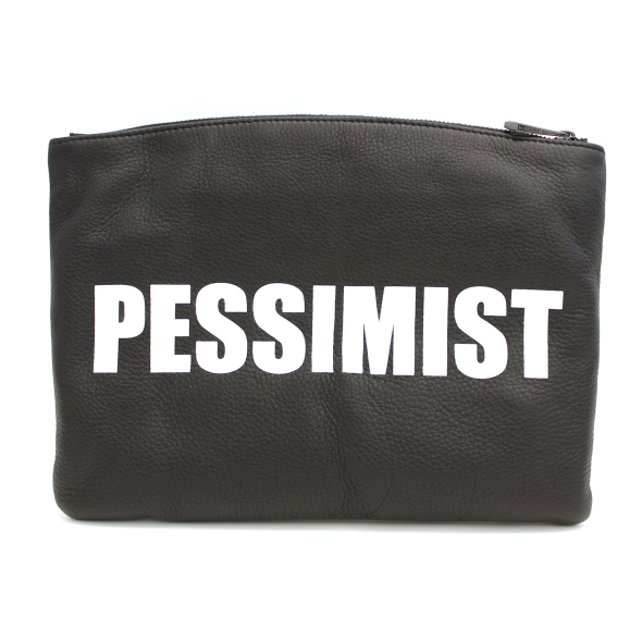 Hayden Harnett Optimist Pessimist Bardot Clutch 2