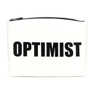Hayden Harnett Optimist Pessimist Bardot Clutch