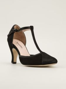 Repetto 'Baya' T-strap pumps $295