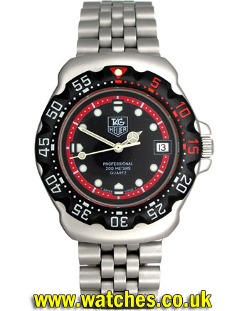 Tag Heuer Formula 1 vintage watch