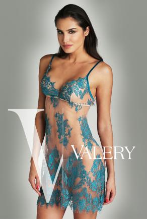 Valery Lingerie ad Teal