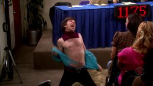 Big Bang Theory Dickey