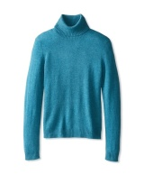 Cashmere Addiction Aquavit Turtleneck Sweater $69