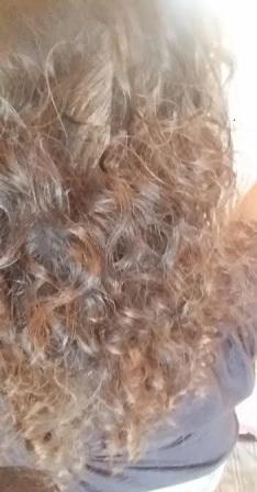 Curly Hair crop