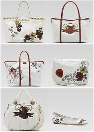 Gucci Tattoo Bags and Shoes