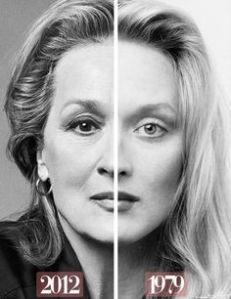 Meryl Streep Aging Gracefully