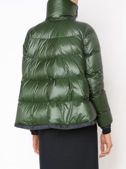 Sacai Luck Puffer Jacket FarFetched back
