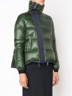 Sacai Luck Puffer Jacket FarFetched person closed