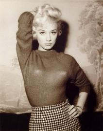 Sweater Girl carole-lesley-