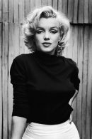Sweater Girl Marilyn Monroe