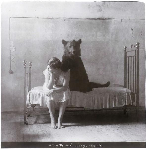 Diversity makes strange Bedfellows -- Bear and Girl