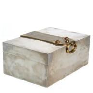 Hermes - Vintage Sterling Silver Cigar Box3