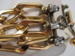 Lanvin Chain Necklace Close