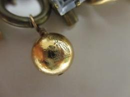 Lanvin Chain Necklace tag