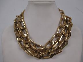 Lanvin Chain Necklace